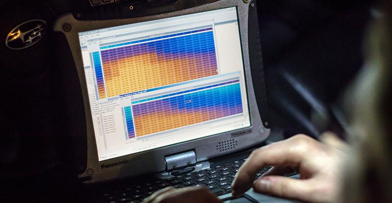 Редактирование топливных карт с помощью чип-тюнинга