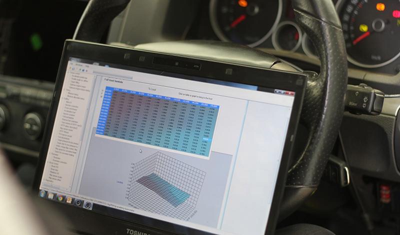 Оптимизация топливных карт с помощью чип-тюнинга